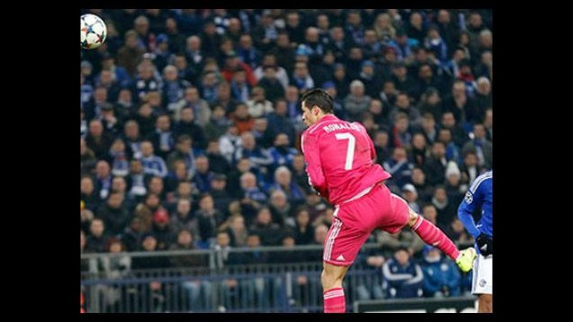 Real Madrid çeyreğe doğru