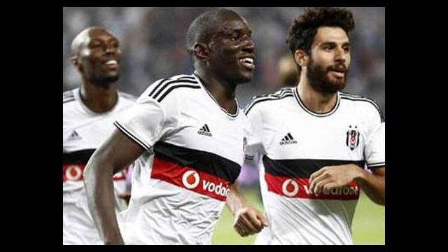 Beşiktaş'ın kozu Demba Ba