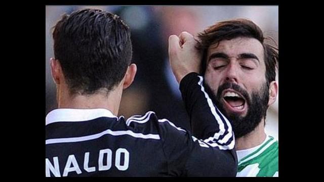 Ronaldo'ya ceza şoku!