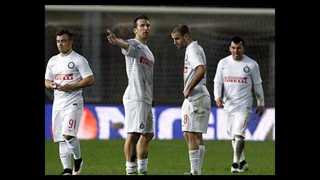 Inter'e evinde şok!