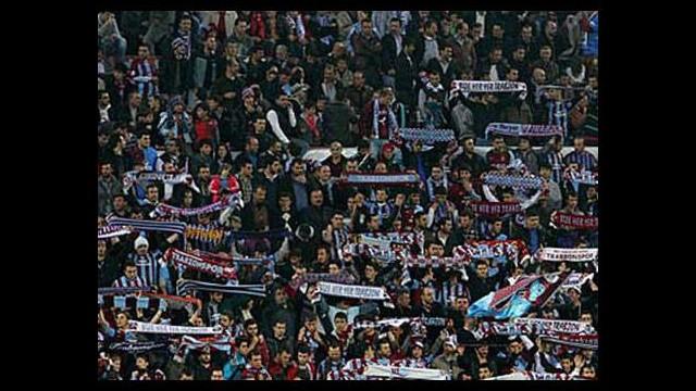 Trabzonspor, taraftar desteğinden yoksun kaldı
