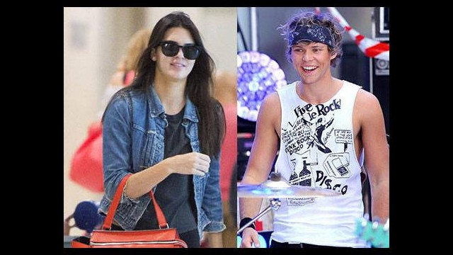İşte Kendall'ın yeni aşkı
