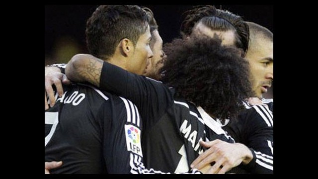 Real Madrid lider bitirdi!
