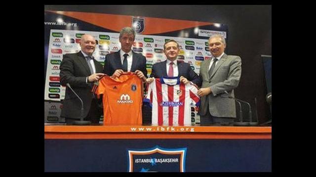 İstanbul Başakşehir ile Atletico Madrid iş birliği yapacak