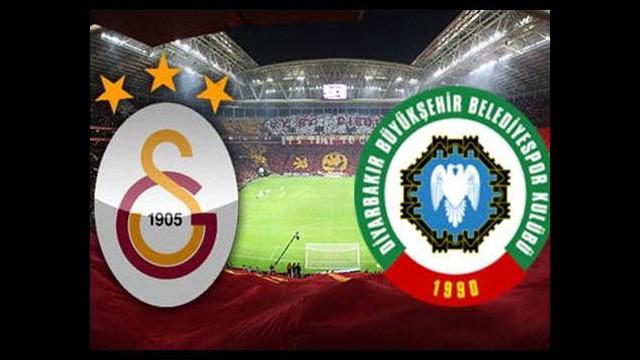 Galatasaray-Diyarbakır maçı ne zaman, saat kaçta, hangi kanalda?
