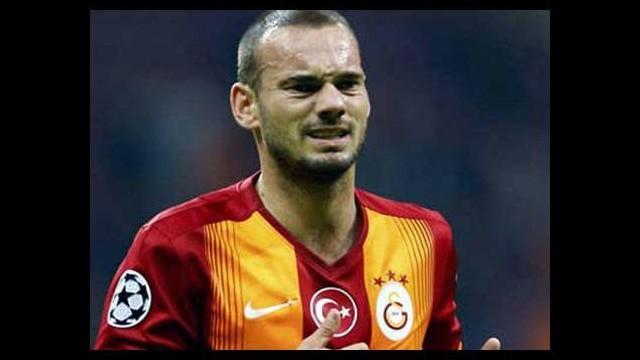 Sneijder patladı: 'Deli miyim'