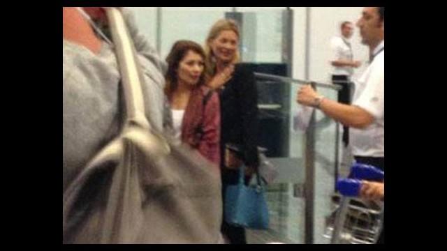 Bodrum Havaalanına sarhoş geldi