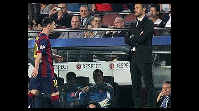 Messi-Luis Enrique kavgasının detayları... Barça'nın yıldızı anlattı!