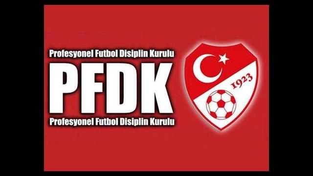 PFDK'dan Beşiktaş ve Fener'e kötü haber