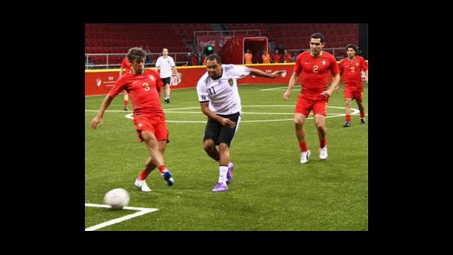 Almanya:6 Portekiz:4 Efsaneler Kupası