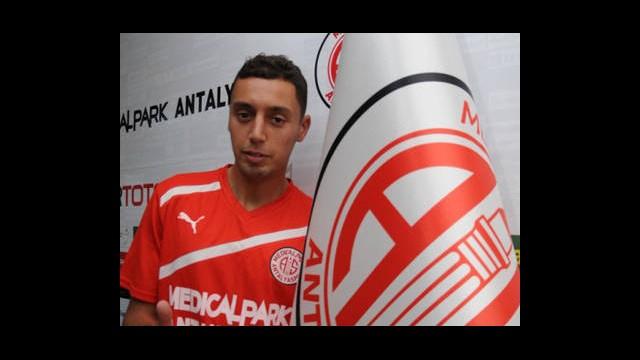 Ajax'tan Antalyaspor'a