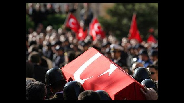 Suriye'de 1 Türk askeri şehit oldu!