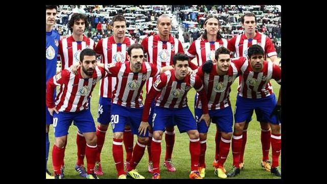 Atletico Madrid'te devrim!
