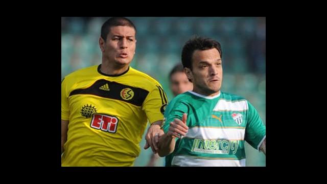 Bursaspor:3 Eskişehirspor:2