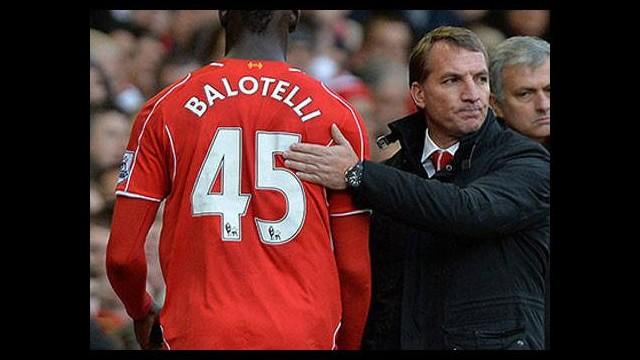 Balotelli'ye gönderme!
