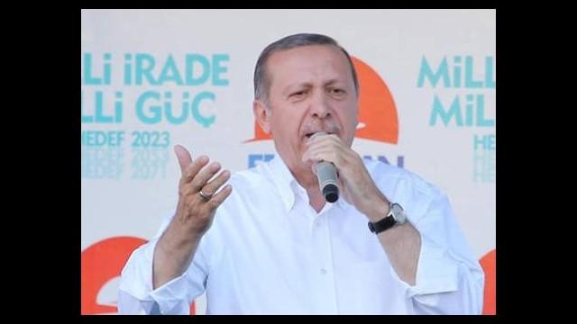 Başbakan Erdoğan o görüntülerle yüklendi!