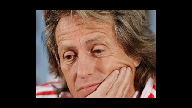 Benfica'nın Hocası Jesus: 'Korkuyoruz'