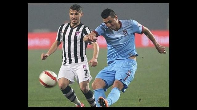 Trabzon zafere 'Ulaş'amadı ama turladı!