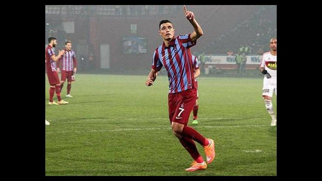 Trabzonspor'u Cardozo sırtlıyor
