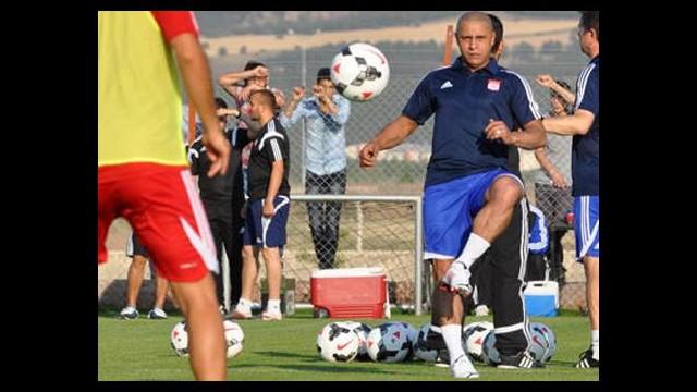 Roberto Carlos'tan şampiyonluk mesajı