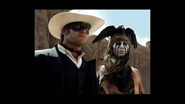 Johnny Depp Kızılderili Oldu!