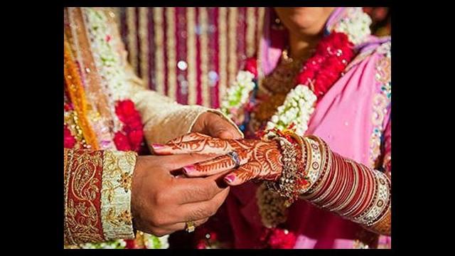 Damat fenalaşınca gelin başkasıyla evlendi!