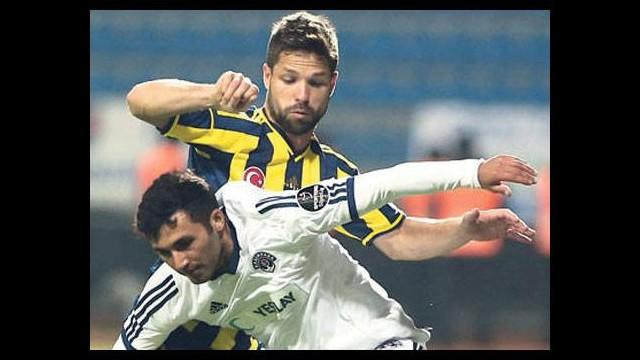 Diego geri döndü