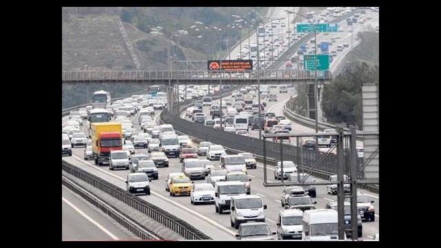 Dizel araç sayısı benzinlileri geçti