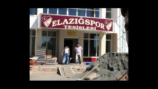 Elazığspor'a Haciz Şoku