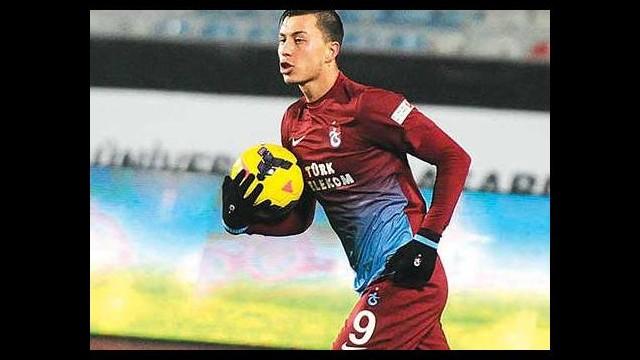 Galatasaray'a bir Trabzonlu daha!