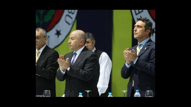 Fenerbahçe Genel Kurulu'nda İlk Gün Sona Erdi