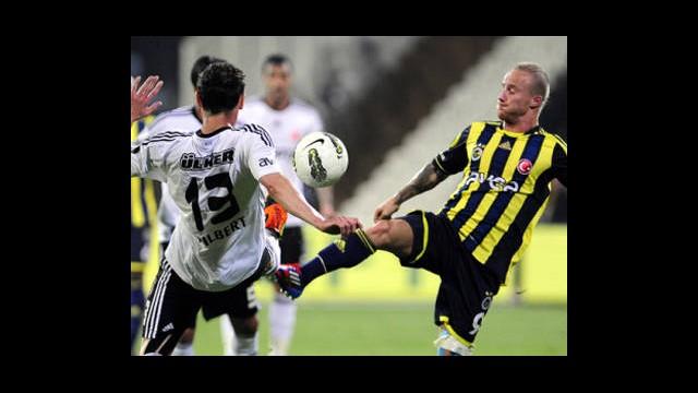 Beşiktaş:1 Fenerbahçe:0