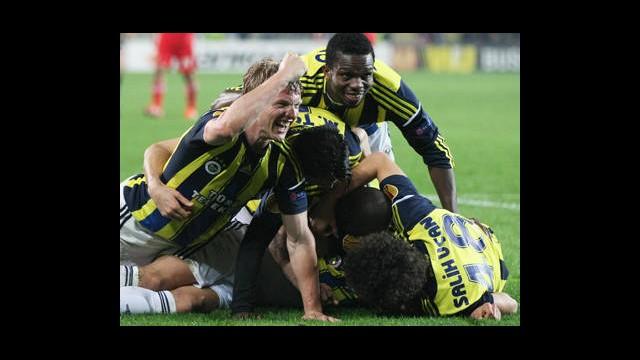 Kadıköy'de Kazanan Fenerbahçe!