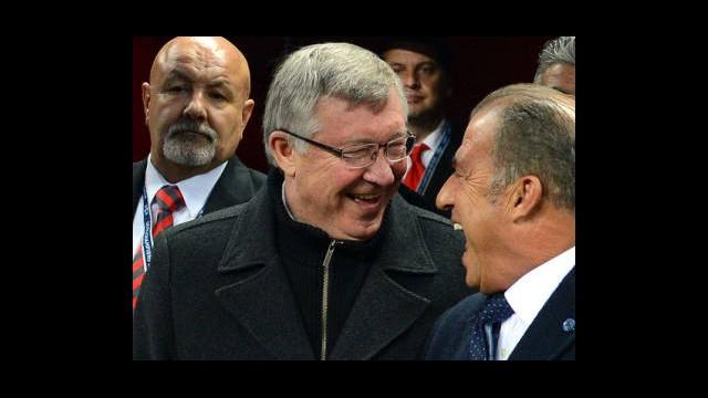 Alex Ferguson 'Galatasaray'ın Şansı Büyük'