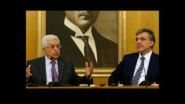 Gül-Abbas görüşmesinin ardından kritik mesajlar