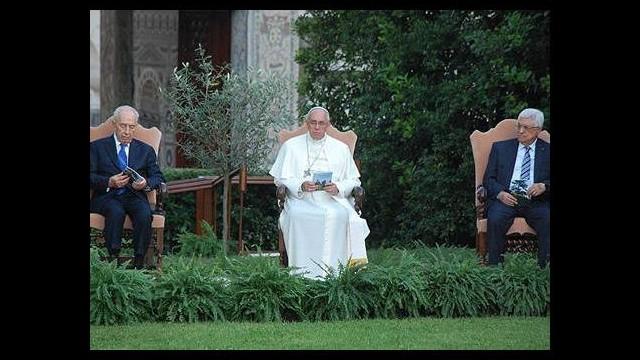 Ortadoğu'da barış için dua ettiler