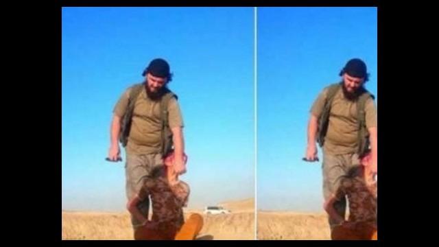 IŞİD'e katıldığını böyle duyurdu