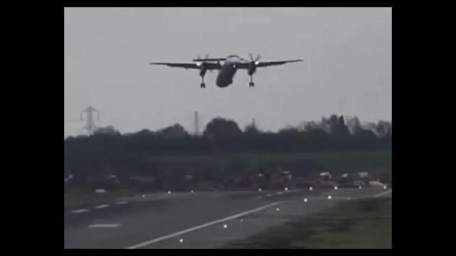 Havalimanında Facianın Eşiğinden Dönüldü!