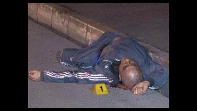 Sokak ortasında infaz