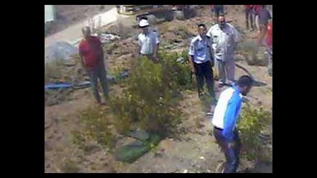 İnşaat işçileri Devlet Tiyatrosu çalışanlarına saldırdı