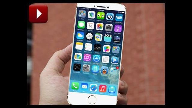 iPhone 6 zımparalandı! Sonuç...