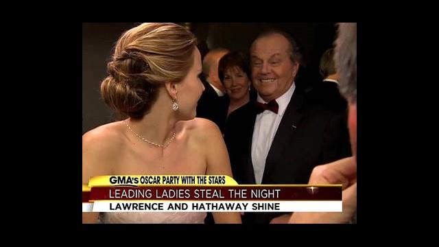 Jack Nicholson'dan 22 Yaşındaki Lawrence'a Şok Sözler!