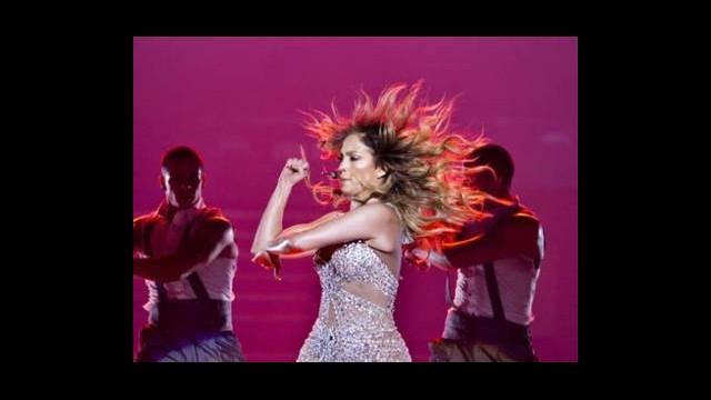 Jennifer Lopez Türk Bayrağına Sarıldı!