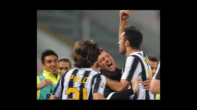 Kral Eve Döndü, Şampiyon Juventus