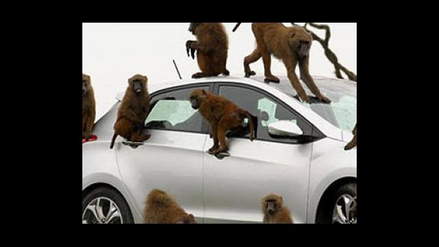 Hyundai'den Sıra Dışı Araç Testi