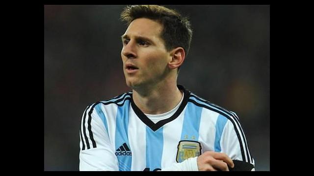 Messi'den şoke eden hareket!