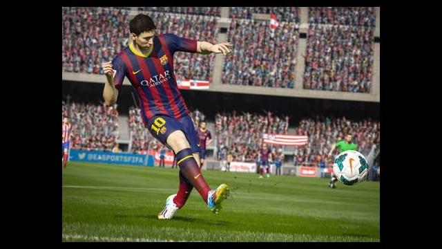 FIFA 15′ten yeni video: oyuncu duyguları