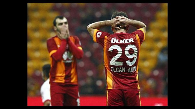 Galatasaray'a büyük şok! Yenildiler...