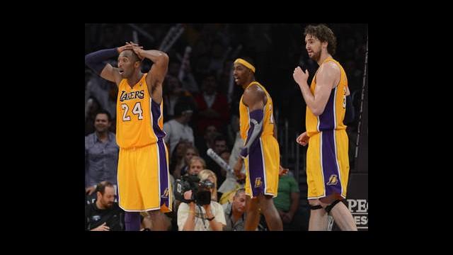 Lakers Son Saniyede Yıkıldı