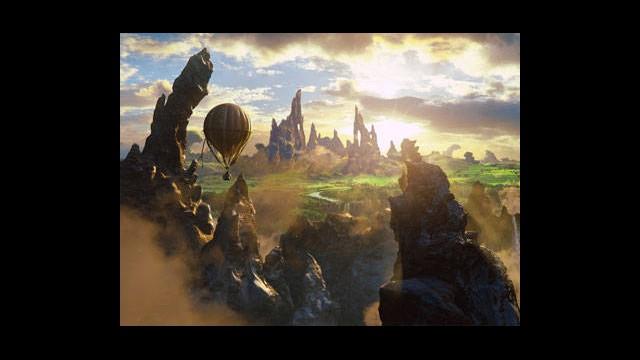 Muhteşem ve Kudretli Oz Geliyor!
